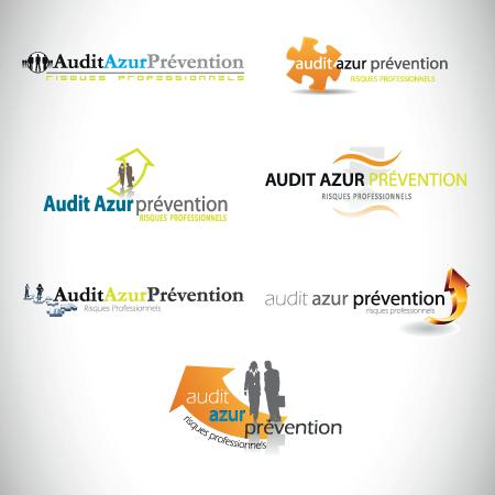 Logo pour Audit Azur Prévention par EM3C
