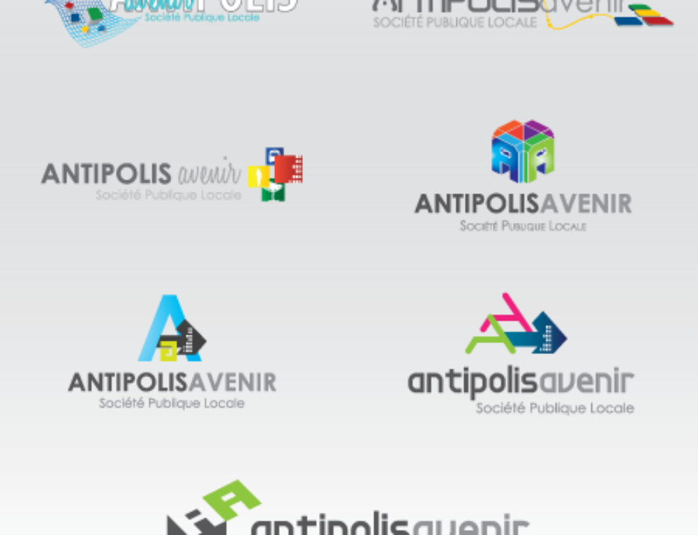 Logo pour collectivité Antipolis Avenir