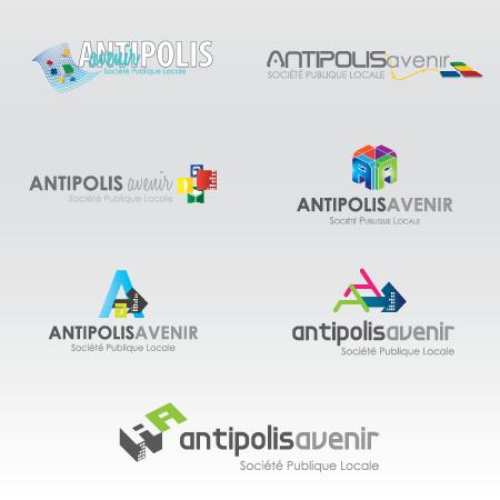 logo collectivite Antipolis Avenir à Sophia Antipolis Antibes
