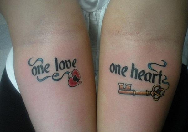 25 Idees Originales De Tatouages Pour Couples