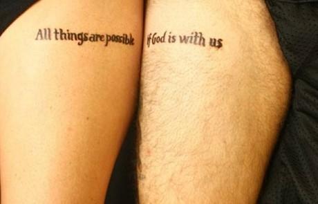 Couple-Tattoo-haut-cuisse-ecriture