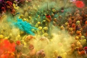 Festivité indienne-Anurag Kumar