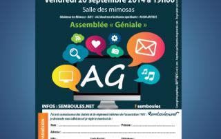 Semboules.net Flyer AG