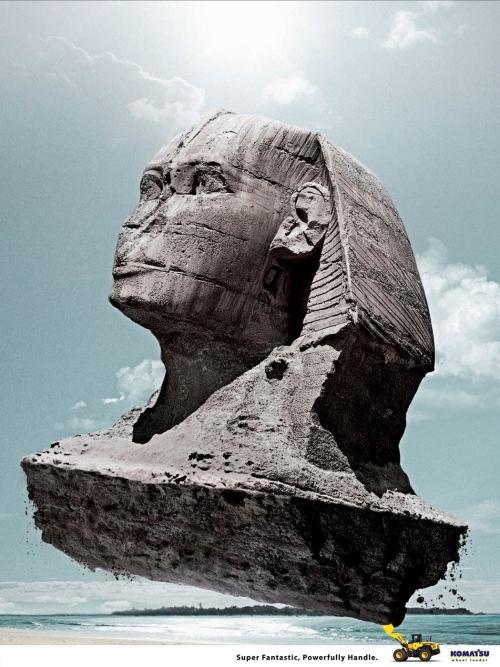 Komatsu Sphinx
