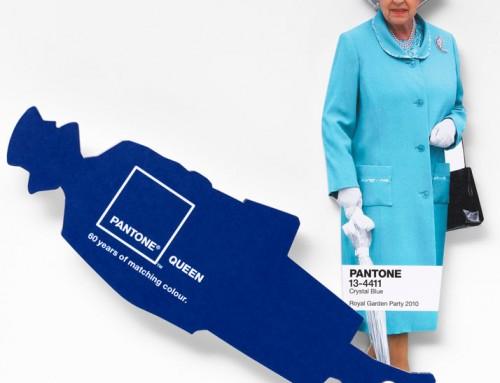 Découvrez 60 ans de couleurs par la reine d'Angleterre Elizabeth 2