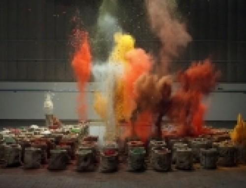 Explosion de couleur avec Schwartz mélange d'épices