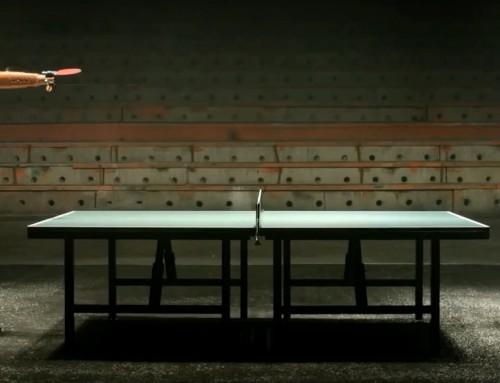 L'Homme contre la machine, un duel Timo Boll-KUKA Robot