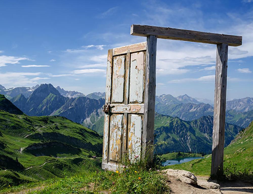 Les 25 plus belles portes du monde