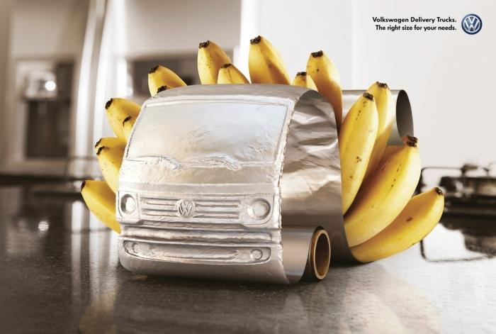 Volskwagen bananes
