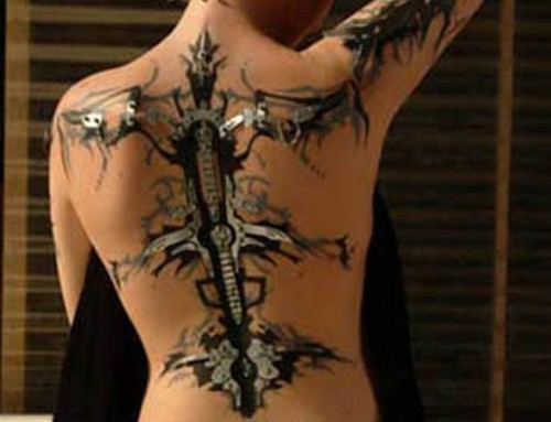 20 body painting et tattoos