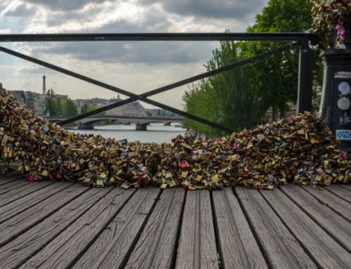 Retrouverez-vous votre cadenas d'amour du Pont des Arts ?