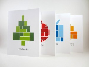 carte-joyeux-noel-arcanes-stylise-tetris