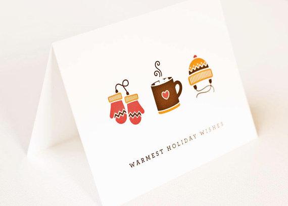 carte-joyeux-noel-gants-chocolat-bonnet-chaud