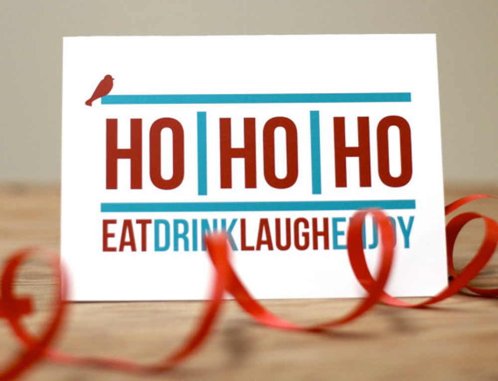 25 uniques cartes de joyeux Noël