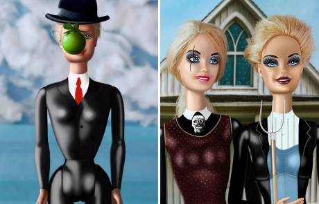 catherine-thery-barbie-femme-art-Magritte-Wood