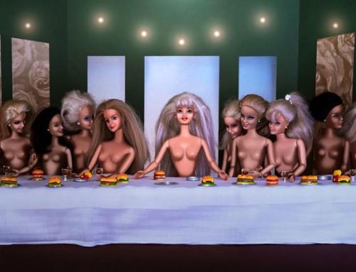 Retour de la Femme dans l'histoire de l'Art avec Barbie ?
