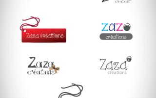 Logo Zaza créations