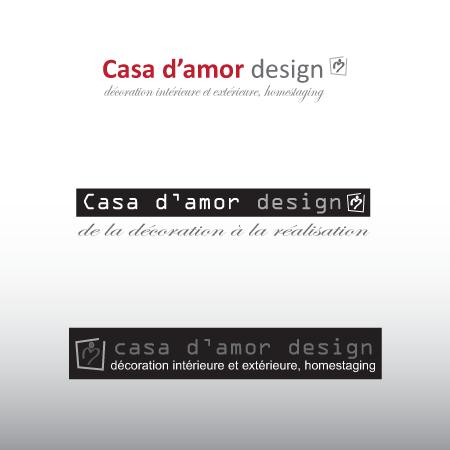 Logo Casa d'Amor Design