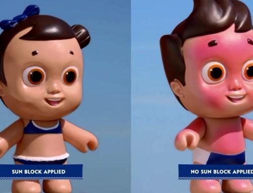 Découvrez LA méthode ludo-éducative idéale avec la crème solaire Nivea