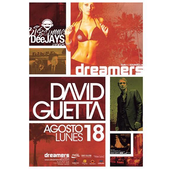 David Guetta dreamers