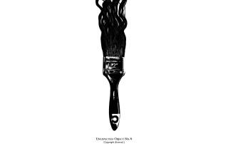 graphiste-agence-communication-pinceaux-cheveux-publicite