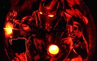 halloween-citrouille-jack-o-lantern-Iron-Man