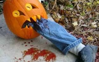 halloween-citrouille-jack-o-lantern-cannibale-mange-jambe