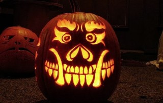 halloween-citrouille-jack-o-lantern-razorback-sanglier-sauvage
