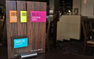 menu-restaurant-imitation-bois-triple-carte