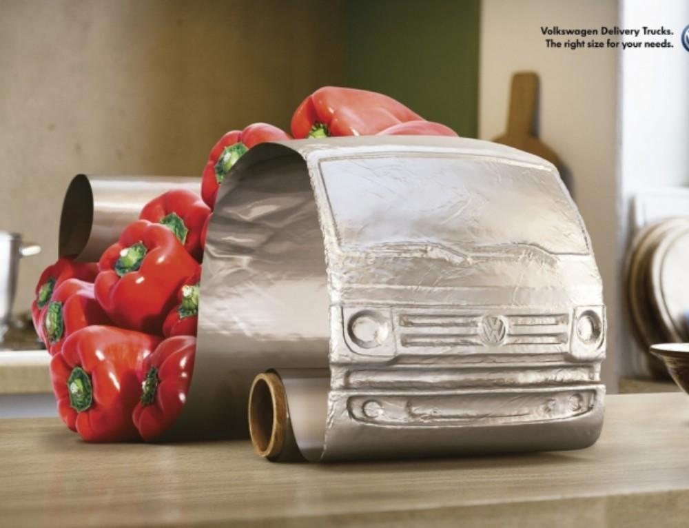 Camion Volkswagen, la taille adaptée à vos besoins