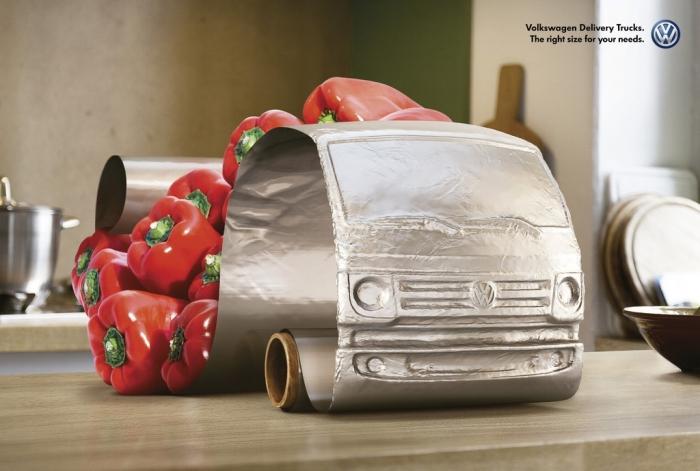 Volkswagen tomates