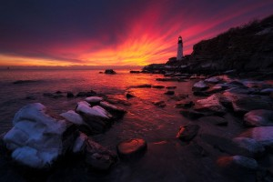 phare-Portland- Head-Light-Maine-USA-Yegor-Malinovskii