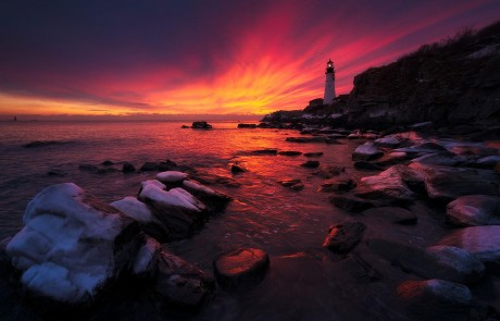 phare-Portland- Head-Light-Maine-USA-Yegor-Malinovskii