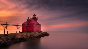 phare-Sturgeon-Bay-Wisconsin-etats-Unis-Ratul-MAITI