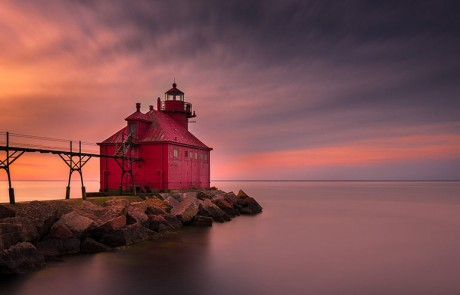 phare-Sturgeon-Bay-Wisconsin-etats-Unis-Ratul-MAITI