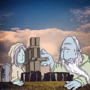 photo-invasion-instagram-lucas-levitan-jenga-stonehenge