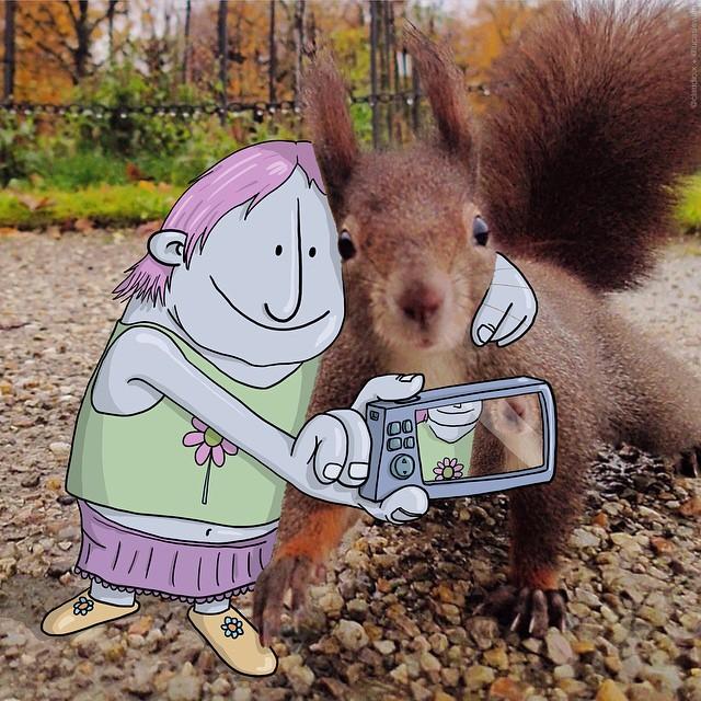 photo-invasion-instagram-lucas-levitan-selfie