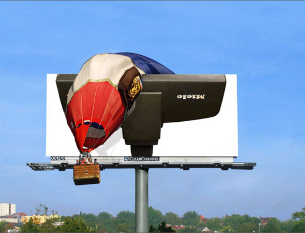 25 panneaux publicitaires créatifs