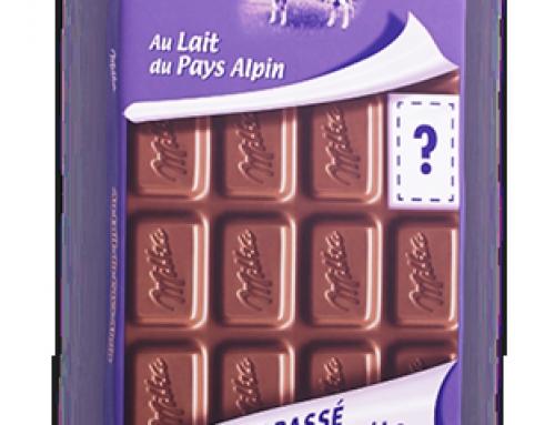 Pour qui est ce dernier carré de chocolat Milka ?