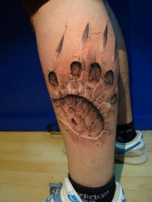 tatoo-empreinte-ours