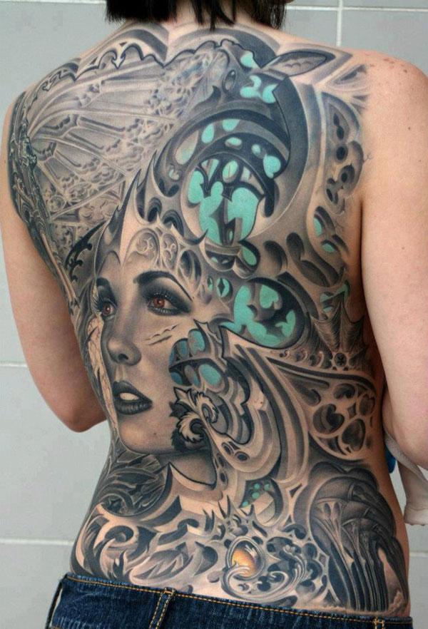 tatoo-visage-femme