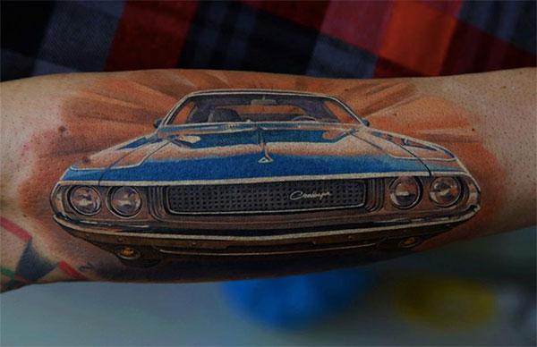 tatoo-voiture