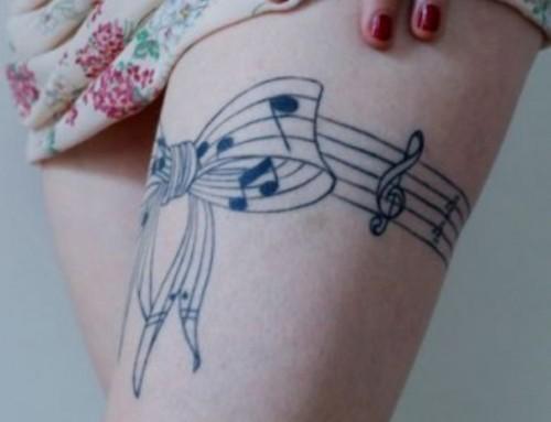 35 magnifiques tatouages de jambes