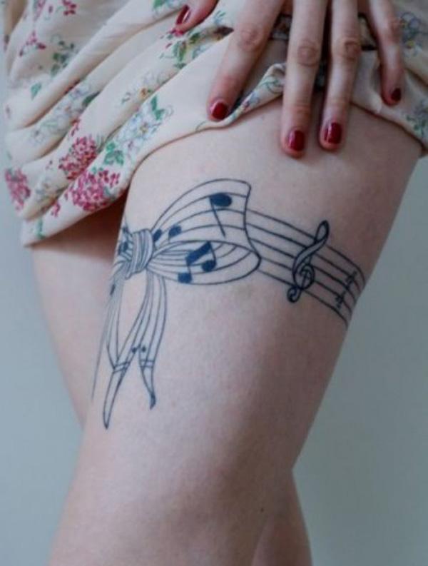 tatouage-jambe-jaretierre-musique