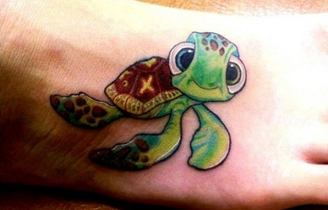tatouage-tortue-samy-enfantin-pied