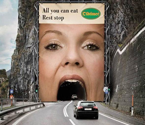 tunnel-bouche-femme
