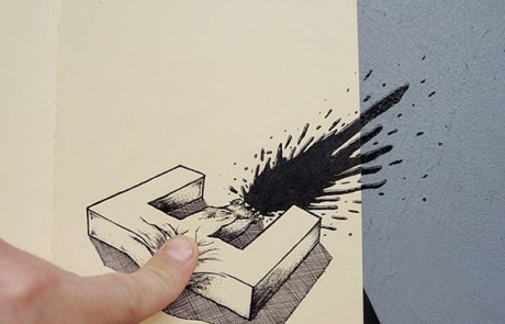 typographie-interactive-cyril-vouilloz-rylsee-lettre-E-ecrasee-explosee-tache-encre