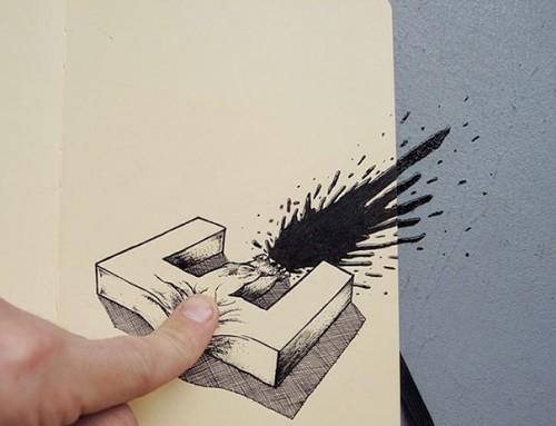 Qu'est ce que l'art de la typographie interactive ?