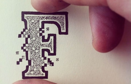 typographie-interactive-cyril-vouilloz-rylsee-lettre-F-style-facebook-ecrasee