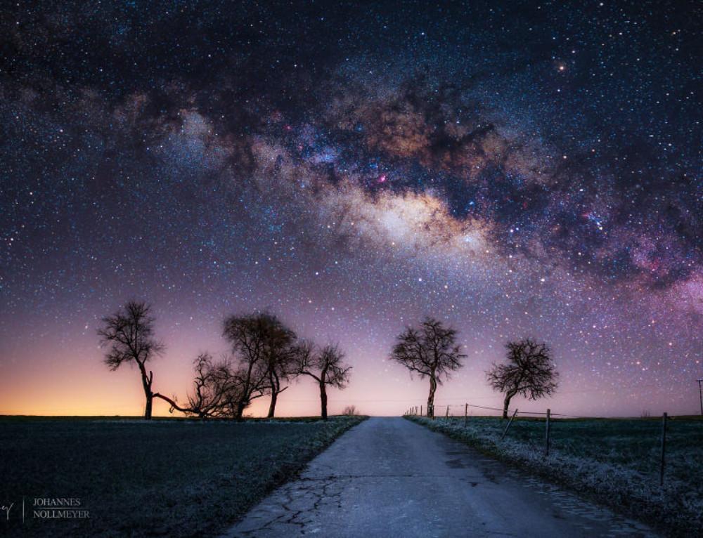 25 photos éblouissantes de la voie lactée